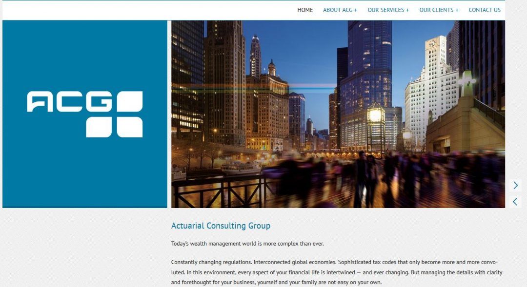 Actuarial Consulting Group